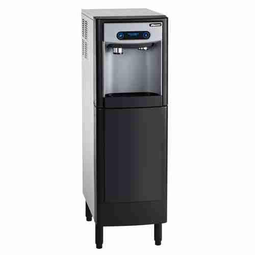 follett E7FS100A freestanding ice and water dispenser