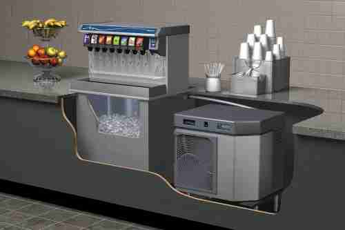 follett chewblet nugget ice maker