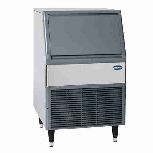 follett maestro UME425A80-PD self-contained stainless steel under counter micro chewblet ice machine