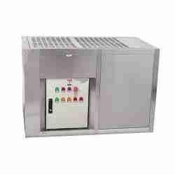 grant FF0.4-AR-1 sub zero stainless steel high capacity flake ice machine