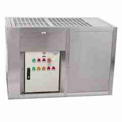 grant FF0.6-AR-1 sub zero stainless steel high capacity flake ice machine