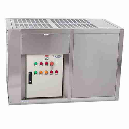 grant FF0.6-AR-1 sub zero stainless steel high capacity flake ice machine
