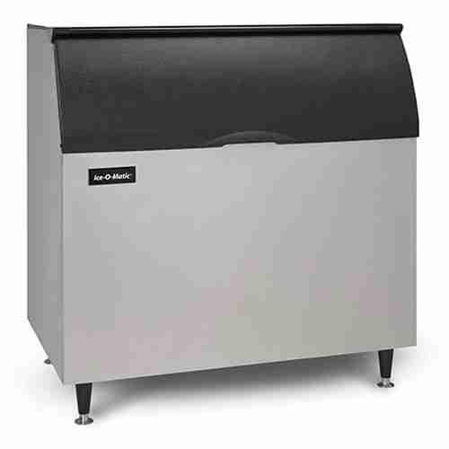 ice-o-matic B110 modular stainless steel ice storage bin