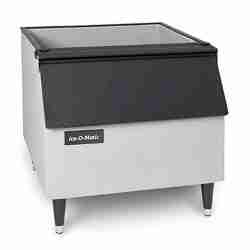 ice-o-matic B25 modular stainless steel ice storage bin