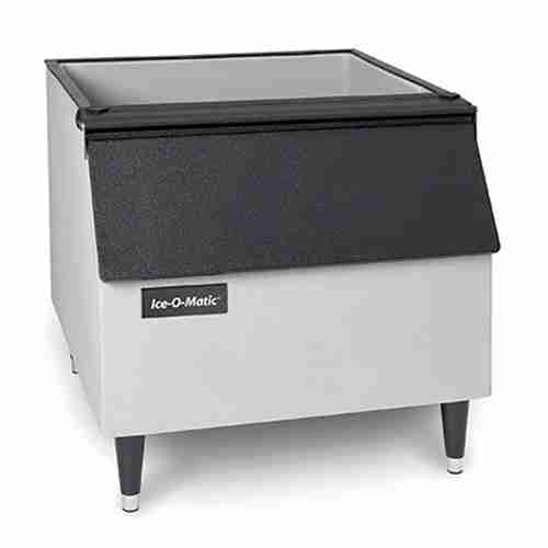 ice-o-matic B25 modular stainless steel ice storage bin