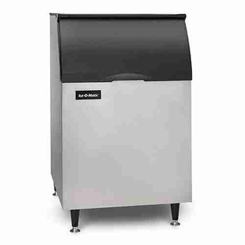 ice-o-matic B55 modular stainless steel ice storage bin