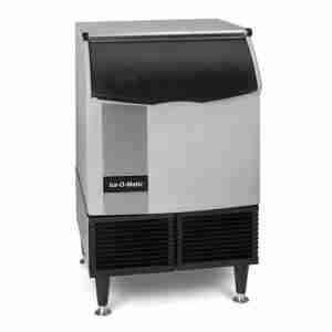 Ice-O-Matic ICEU225 self contained stainless steel ice maker