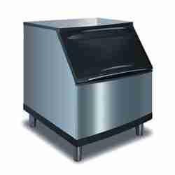 manitowoc A400 modular stainless steel ice storage bin