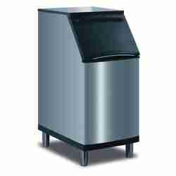 manitowoc A3420 modular stainless steel ice storage bin