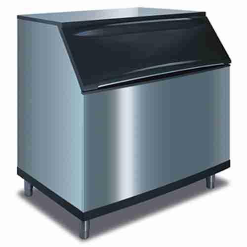 manitowoc A970 modular stainless steel ice storage bin