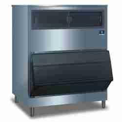 manitowoc F1300 modular stainless steel ice storage bin