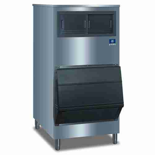 manitowoc F700 modular stainless steel ice storage bin