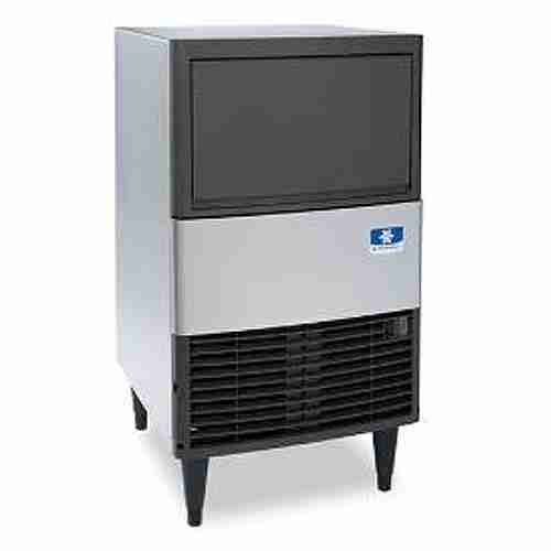 manitowoc neo U-080 self contained stainless steel ice cube machine