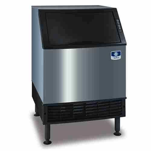 manitowoc neo U-140 self contained stainless steel ice cube machine