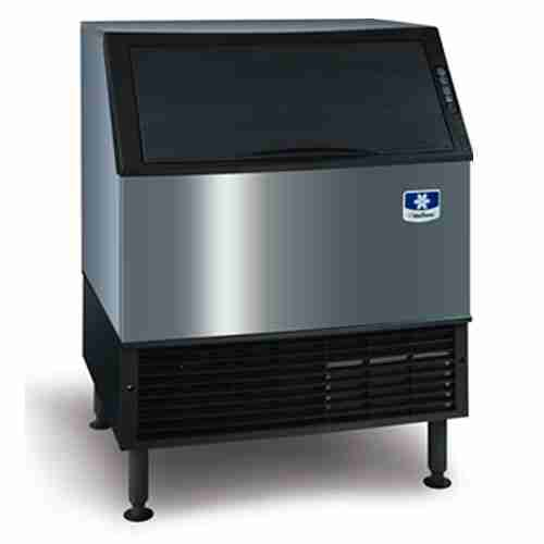 manitowoc neo U-310 self contained stainless steel ice cube machine