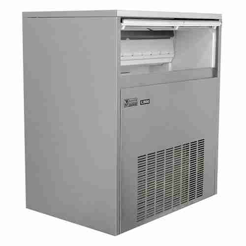 masterfrost C1200 self contained stainless steel ice maker machine