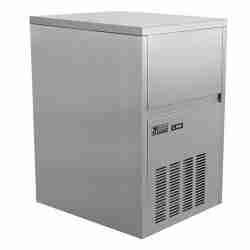 masterfrost C400 self contained stainless steel ice maker machine
