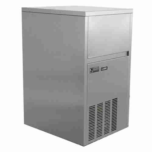 masterfrost C600 self contained stainless steel ice maker machine