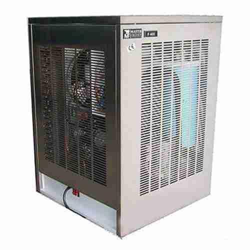 masterfrost F600 modular stainless steel flake ice machine