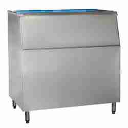 coast CIB400 modular stainless steel ice storage bin