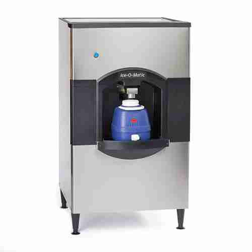 ice-o-matic CD40530JFW stainless steel jug filling ice and water dispenser