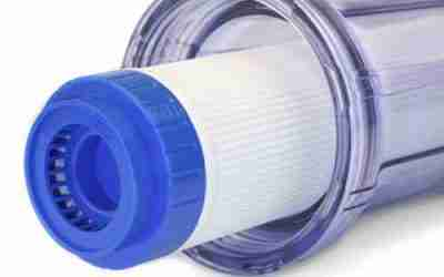 How often should water filters be changed?