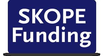 skope funding logo