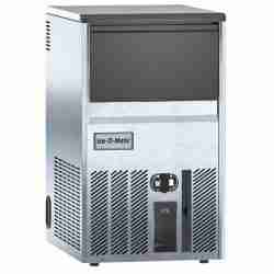 The Ice-O-Matic UCG045A ice machine is a self contained under counter machine.