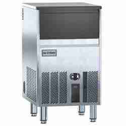 The Ice-O-Matic UCG085APD ice machine is a self contained under counter machine.