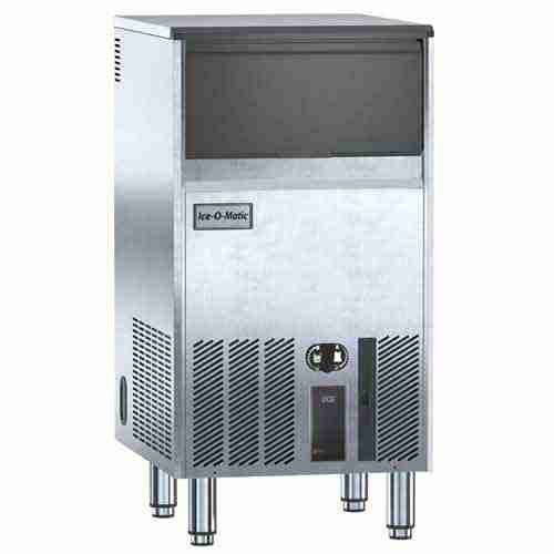 The Ice-O-Matic UCG135APD ice machine is a self contained under counter machine