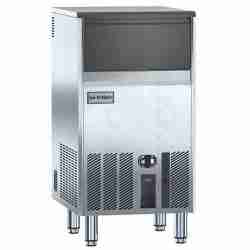 The Ice-O-Matic UCG165A ice machine is a self contained under counter machine.